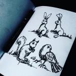 Woodland Animals Sketch
