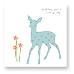 Wishing You a Lovely Day: PRT006